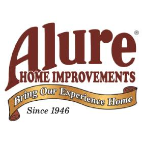 Alure Home Improvements Logo PNG